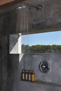 concrete shower 20 amazing bathroom designs with concrete