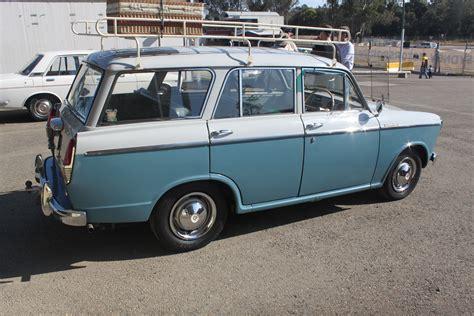 datsun bluebird wagon file 1963 datsun bluebird wp312 special station wagon