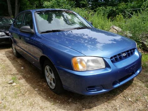 Hyundai 2001 Accent by 2001 Hyundai Accent Gl Quality Used Oem Replacement Parts