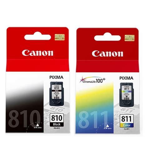 Cartridge Printer Canon Ip2770 Hitam cartridge canon pg810 mudah rusak clover