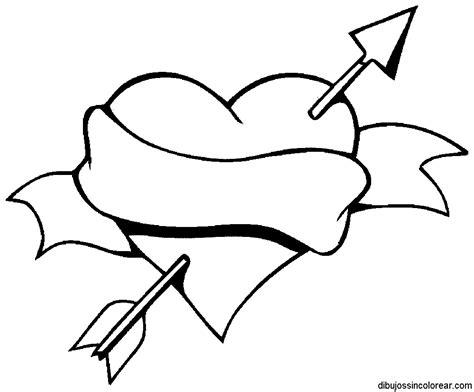 imagenes de corazones rotos para colorear dibujos de corazones para colorear