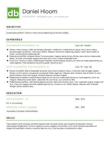 Contemporary Resume Template by Modern Resume Templates 64 Exles Free