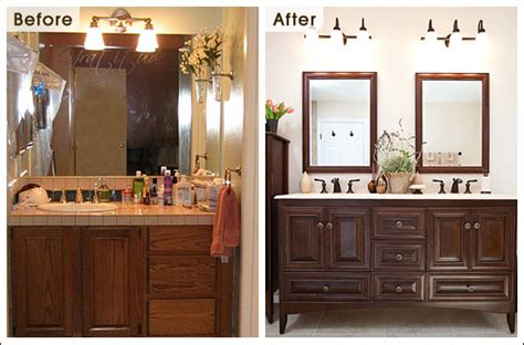 Bathroom Remodel Ideas Before And After Bathroom Remodel Spotlight The Reyes And Scheinerman