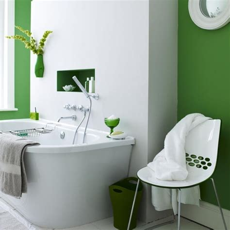Bright Bathroom Ideas | bright green bathroom bathrooms bathroom ideas image