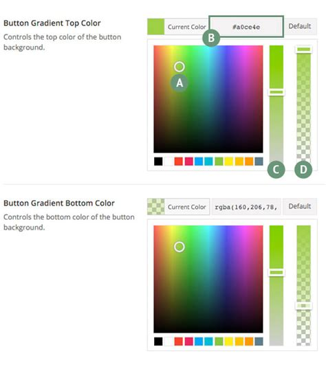 Avada Theme Button Color | color settings theme fusion