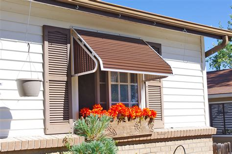 houses with awnings awning window vinyl window awnings