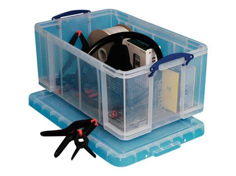 64 plastic storage really useful 64 litre plastic storage box 310x440x710mm