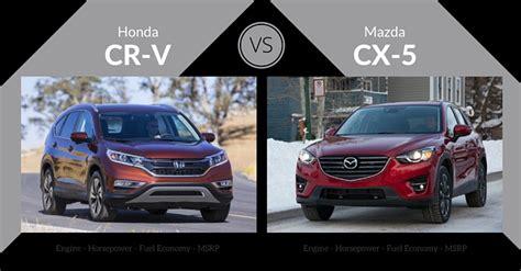 mazda cx 5 versus honda cr v mazda cx 5 vs honda crv 2015 new car release date and