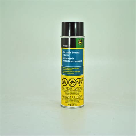 john deere electronic contact cleaner ty