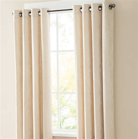 cheap grommet curtain panels grommet panel curtains clearance home design ideas