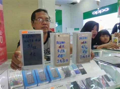 Infinix S3 Garansi Resmi hanya tiga seri xiaomi yang bergaransi resmi selular id