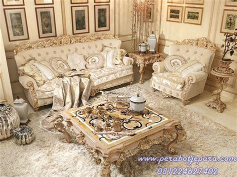 Kursi Kayu Manado jual set kursi mewah ukir funiture ruang tamu klasik manado perabot jepara perabot jati