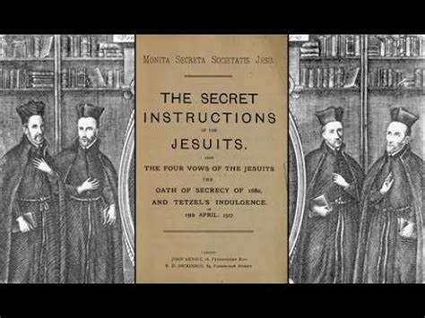 the jesuits in history classic reprint books endrtimes jesuit book reveals true agenda must see