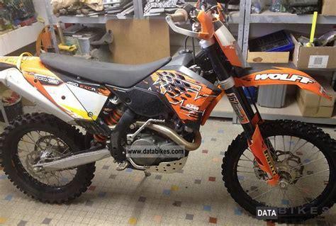 2008 Ktm 450 Exc For Sale 2008 Ktm 450 Exc R