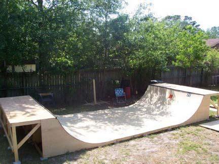 build a halfpipe in backyard image gallery mini r