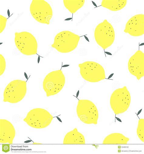 seamless lemon pattern seamless pattern with lemons