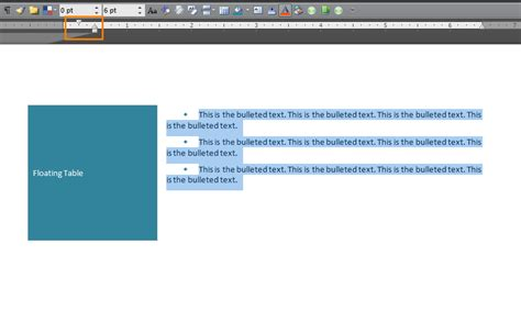 word document layout messed up word 2010 list indentation messed up when wrapped around