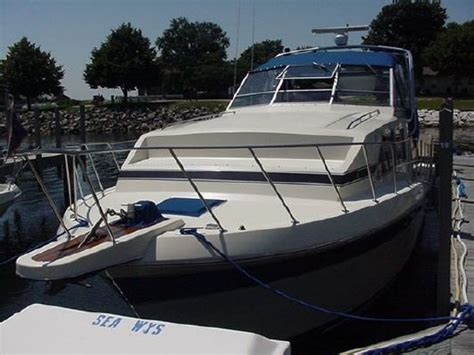 archer craft flats boat for sale 1984 chris craft 381 catalina boats yachts for sale