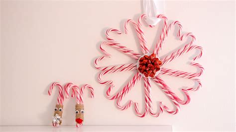 candy cane christmas lights diy candy cane christmas decorations youtube