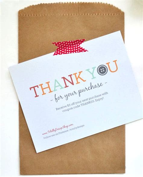 thank you letter to retail client 23 best business thank you cards images on