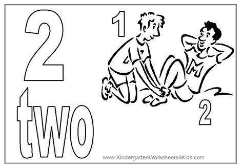 Number Coloring Pages 1 10 Numbers 1 10 Coloring Pages
