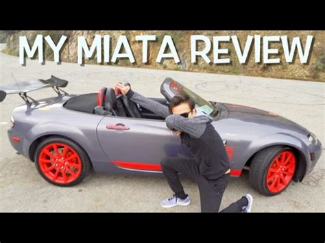 mazda miata ricer mazda mx 5 miata nc ricer review ft ralphy youtube