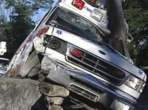 ambulance crash ambulance accident youtube