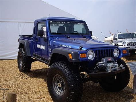 jeep brute single cab best 25 jeep truck ideas on jeep