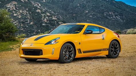 nissan fairlady 370z nissan 370z heritage edition marks five decades of the