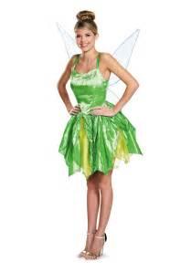 Tinkerbell Costume Women S Prestige Tinker Bell Costume