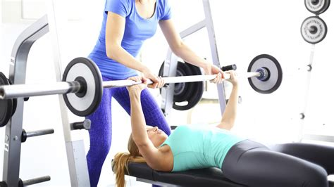 bench pressing for women so you think you re tough 11 fitness tests to test your
