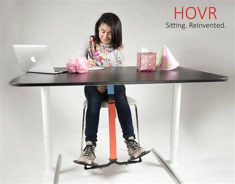 standing desk with foot swing can t stand a standing desk the new hovr might get you