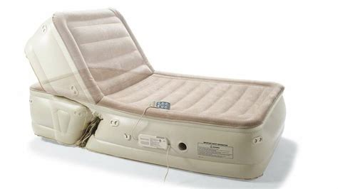 inflatable guest bed ez incline inflatable guest bed buy pinterest decor