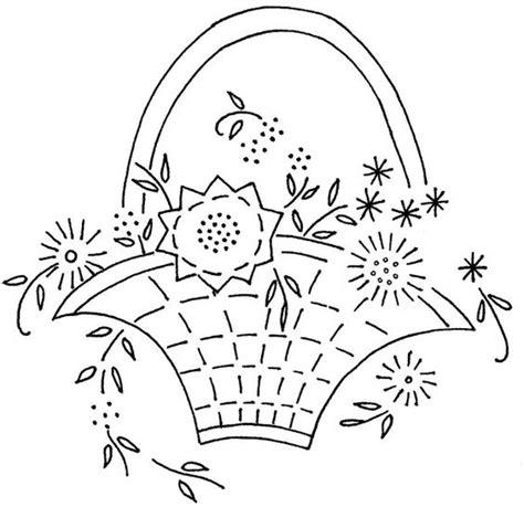 disegni di fiori da ricamare disegno da ricamare vaso di fiori 3 magiedifilo it