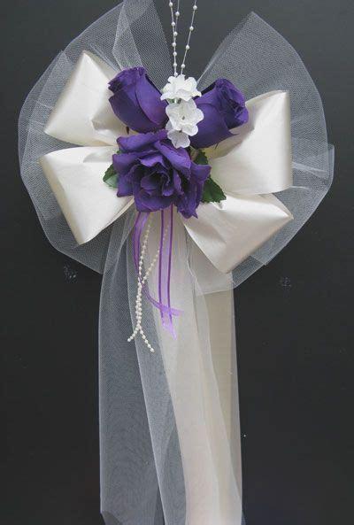 17 Best images about Wedding bows on Pinterest   Burlap