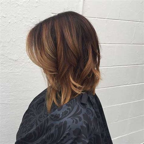 long bob ombre hair decor blog