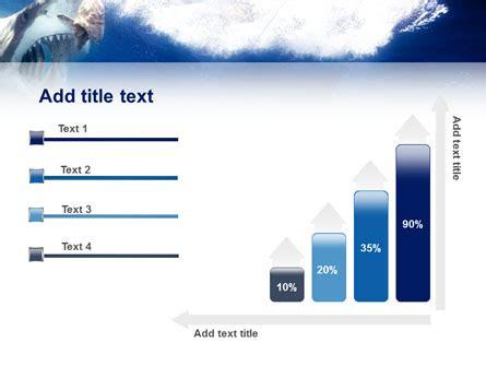 shark powerpoint template shark hanting powerpoint template backgrounds 02634