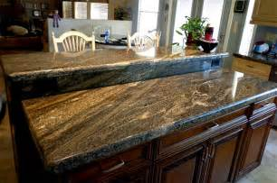 How Thick Is Granite Kitchen Countertop by 1000 Images About Granite Kitchen Countertops Islands