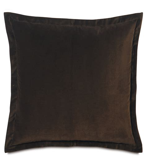Brown With Pillows by Belmont Home Decor Luxury Bedding Jackson Brown