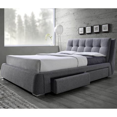 Pillow Top Headboard by Tufted Design Upholstered Storage Bed With Pillow Top