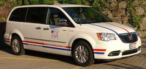 cadillac minivan cadillac minivan based on crysler town country