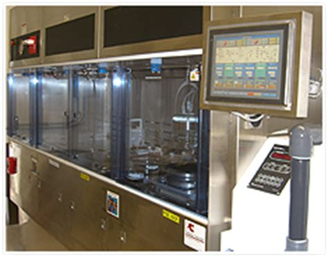 wet bench chemistry wafer fabrication equipment fully automated stations