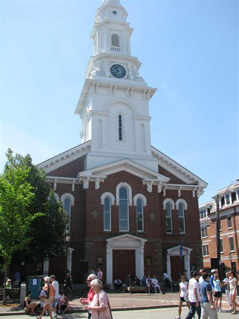 Superb Churches In Manchester Nh #4: Portsmouth%2C_NH_-_North_Church.jpg