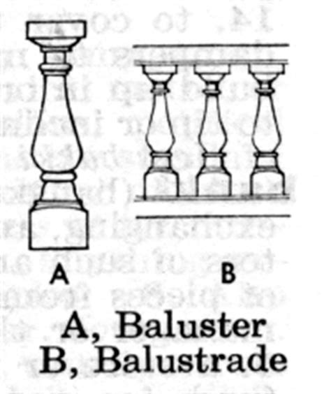 Banisters Meaning by Balustrade Meaning Driverlayer Search Engine