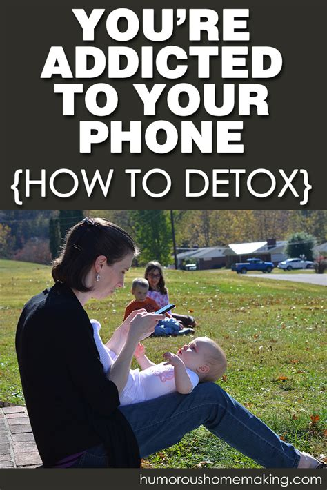 Who Addicts To Detox Them by 10 Steps To Overcoming Your Smartphone Addiction How To Detox