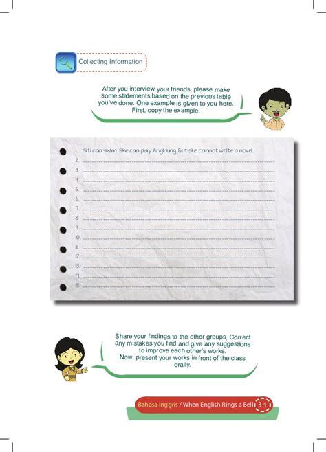2 Bright An Course Kelas Viii Smp Kur 2013 Revisi Erlangga buku bahasa inggris kelas 8 quot when rings a bell quot untuk siswa