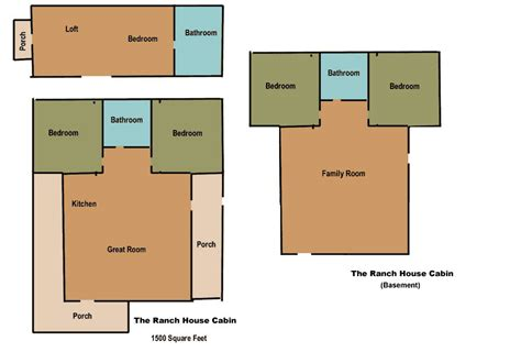 ponderosa ranch house floor plan the ranch house zion vacation home rental zion ponderosa