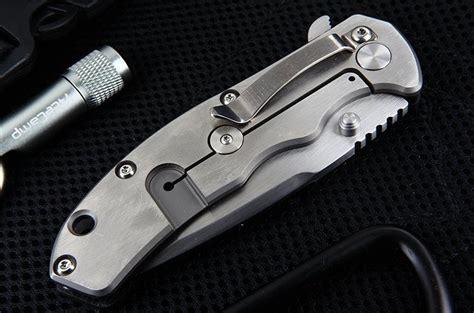 kizer cutlery kizer cutlery titanium ki401a knife knife