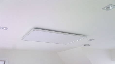 Infrared Ceiling Panels how to install your infrared heating panels thegreenage