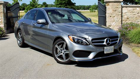 Mercedes 4matic by 2016 Mercedes C300 4matic Test Drive Review